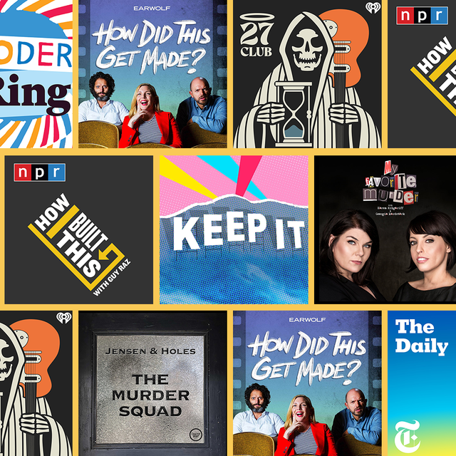 Best Podcasts Of 2021 13 Best Podcasts of 2020   Top New Podcasts to Listen to 2020