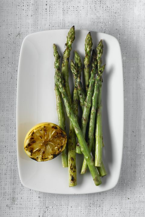 asparagus foods high in folic acid