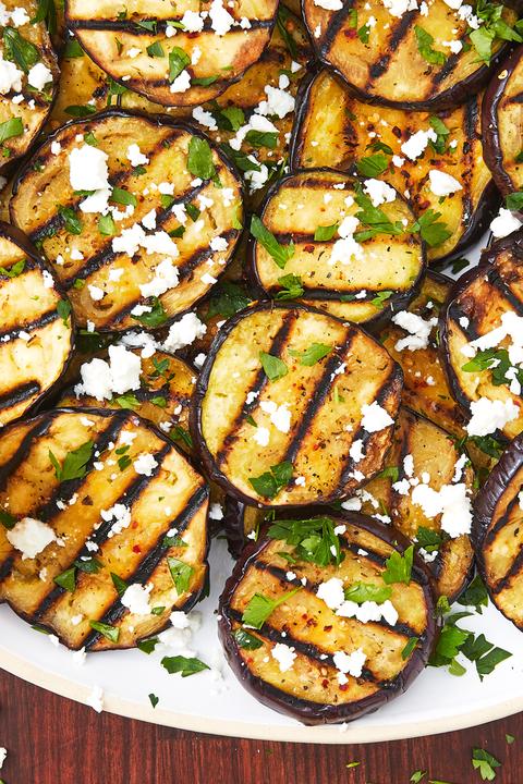 aubergine recipes