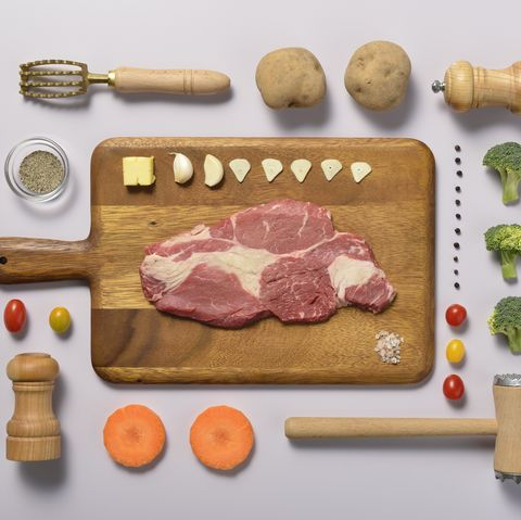 grilled beef knolling style