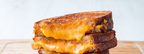 Grilled Cheese Horizontal