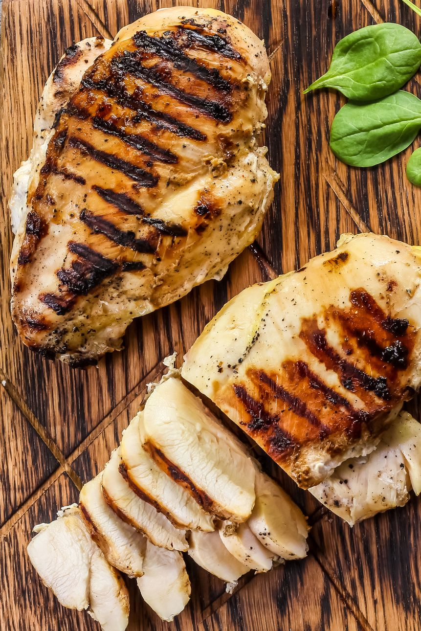 grilled chicken boosts metabolism
