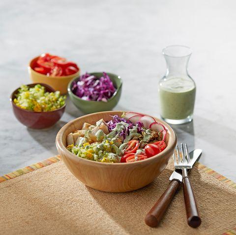 optavia diet chicken salad