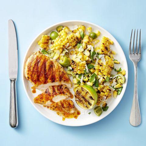 Dish, Food, Cuisine, Ingredient, Produce, Staple food, Meal, Tableware, Vegetarian food, Fork,