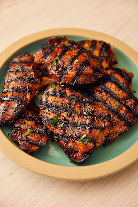 grilled chicken vertical