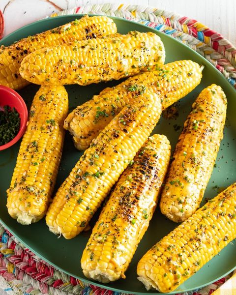 grilled corn on the cob memorial day recipes