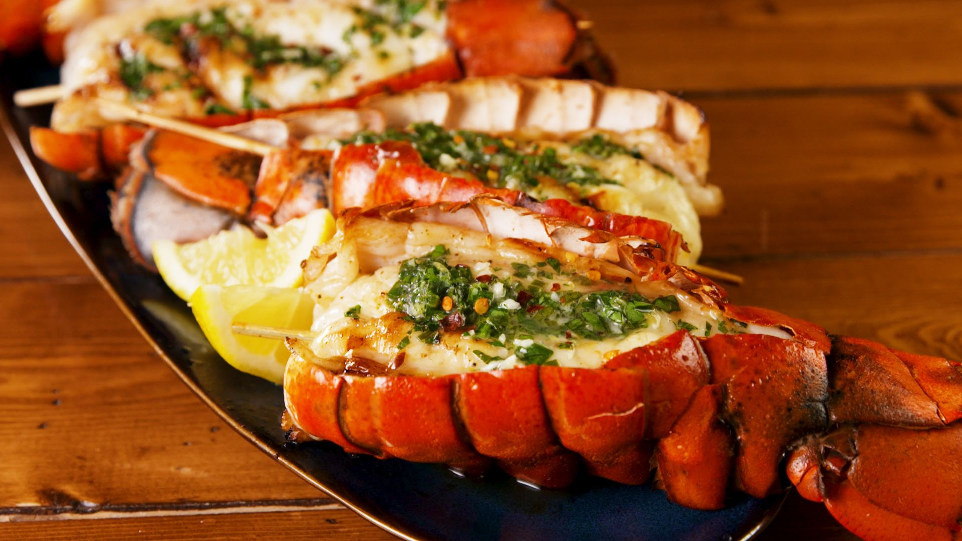 Best Grilled Lobster Tail Recipe How To Make Grilled Lobster Tail
