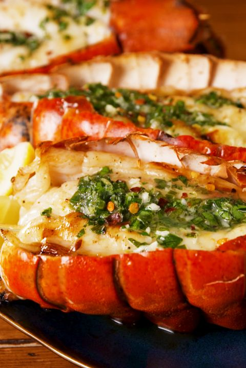 Grilled Lobster Tail - Delish.com