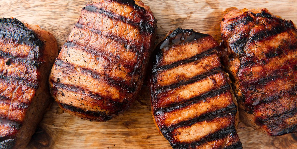 Best Grilled Pork Chops Recipe How To Grill Honey Soy Pork Chops