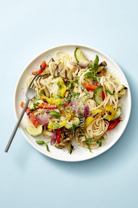 Healthy Dinners for Two - Grilled Ratatouille
