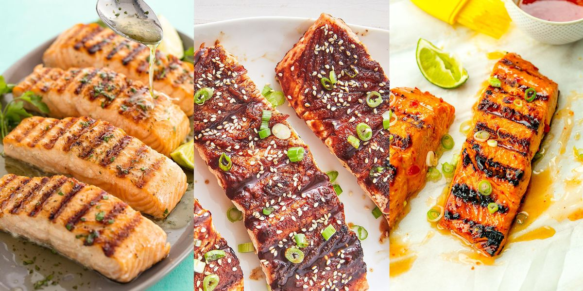 Grilled Salmon Recipes You'll 100% Want To Give A Go This Summer!