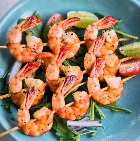 shrimp bad for diet?