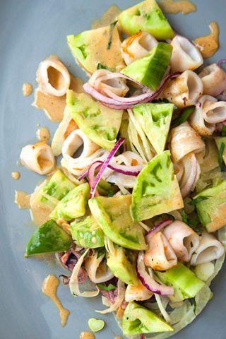 squid recipes