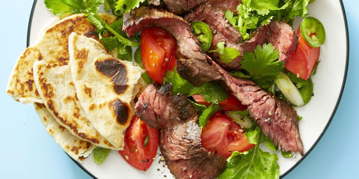 how to make grilled steak tortilla salad best grilled steak