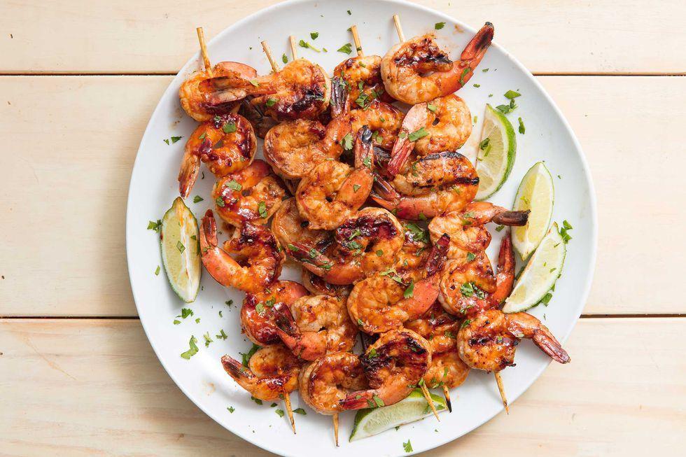 Best Grilled Shrimp Recipe How To Make Grilled Shrimp