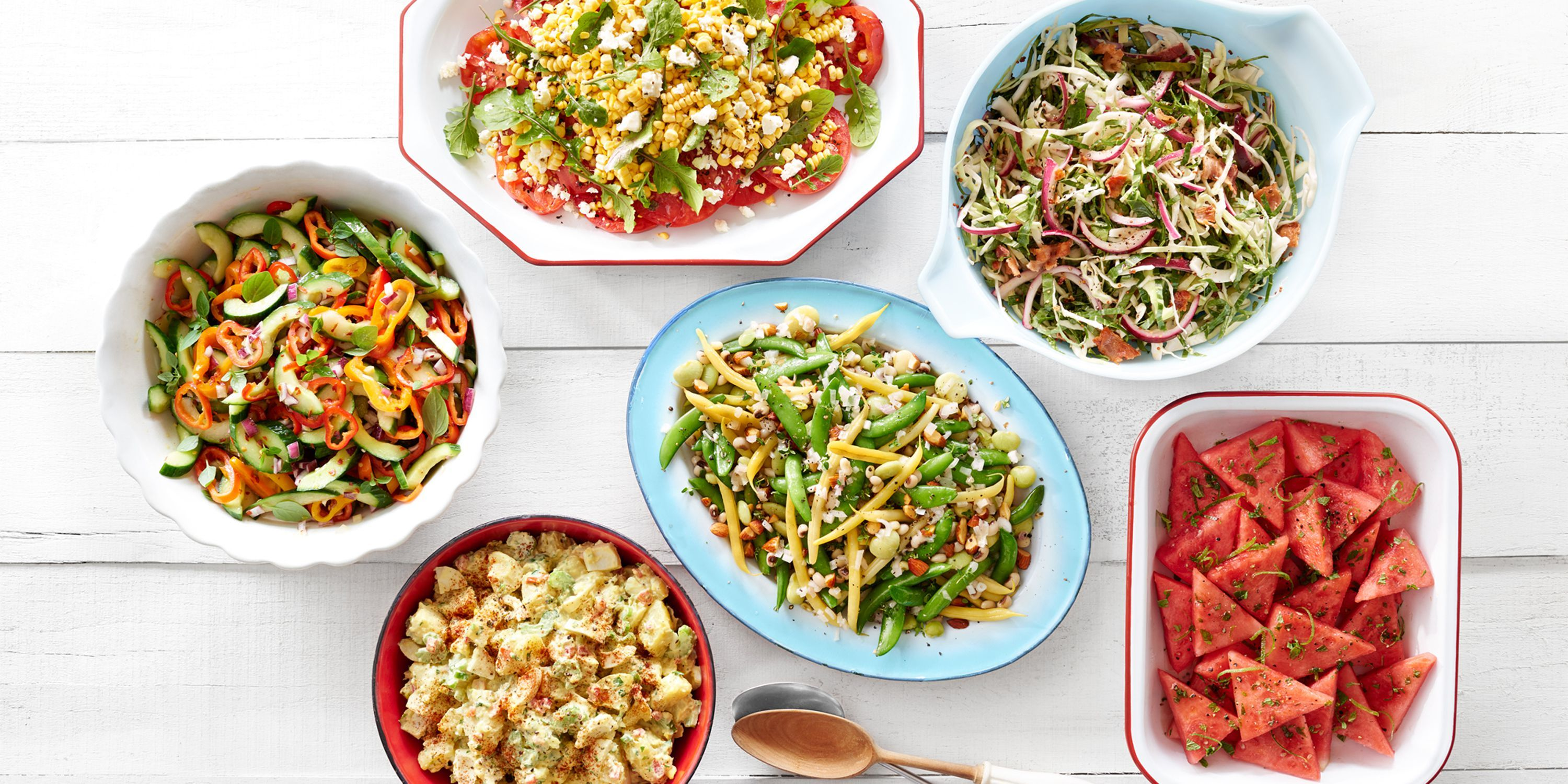 50+ Easy Summer Side Dishes for All Your Backyard Barbecues