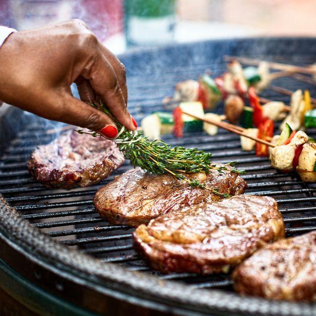 grilling tips basting