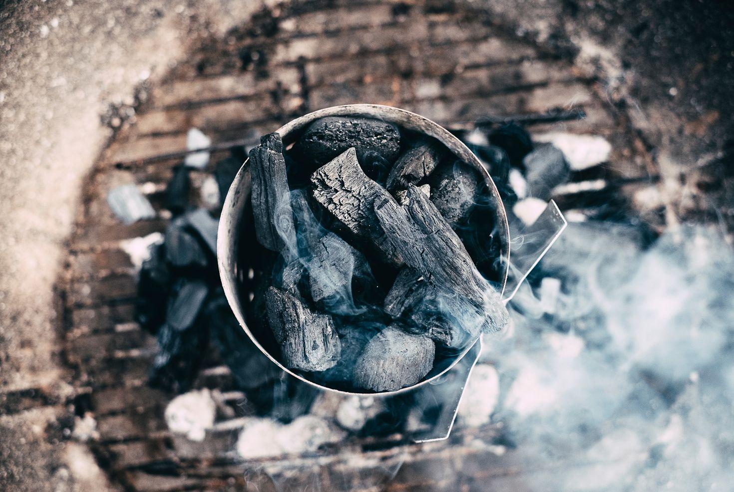 grilling tips chimney starter