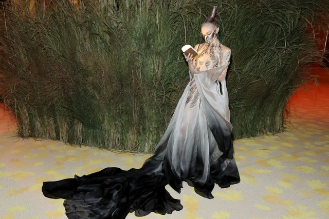 the 2021 met gala celebrating in america a lexicon of fashion   inside