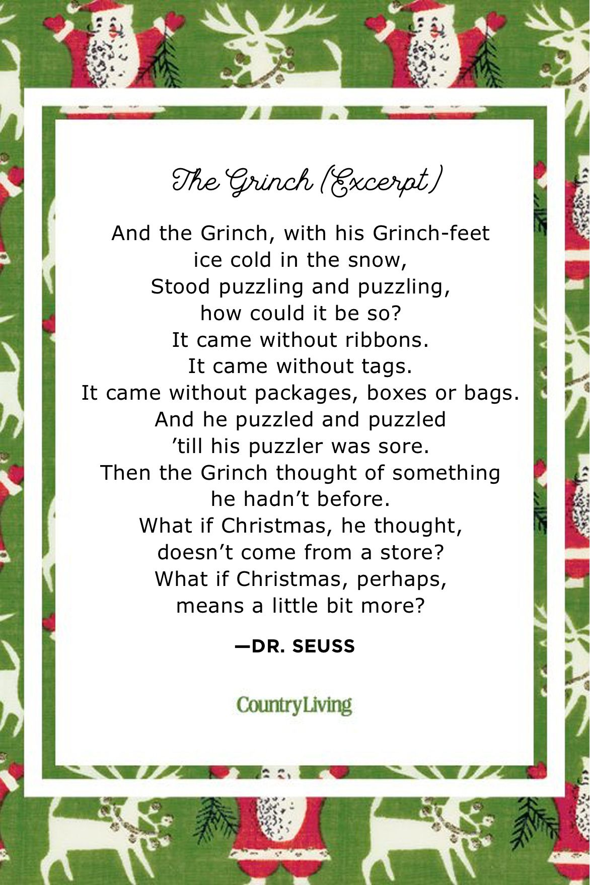 18 Best Christmas Poems For Kids Christmas Poems To Read With Kids