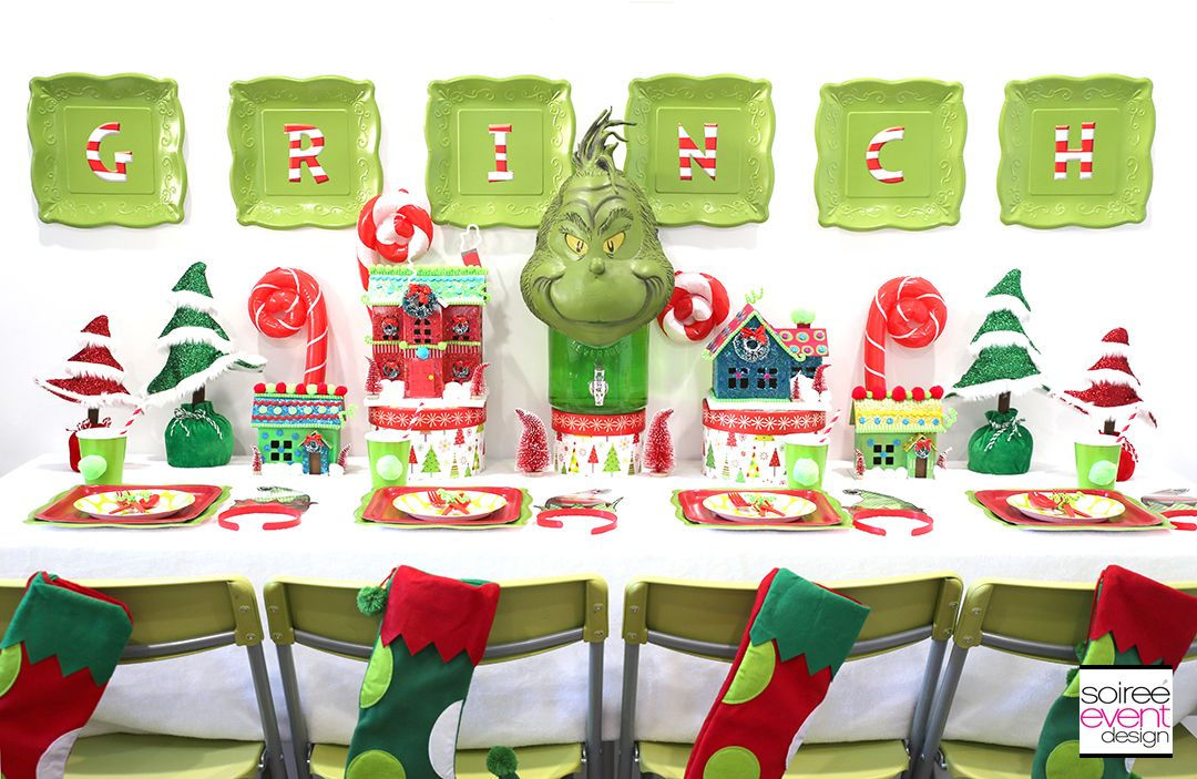 Christmas Grinch Decorations.20 Best Grinch Christmas Decorations How The Grinch Stole