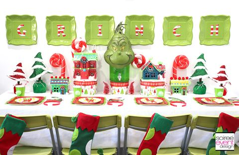 The Grinch Christmas Decorations Ideas.20 Best Grinch Christmas Decorations How The Grinch Stole