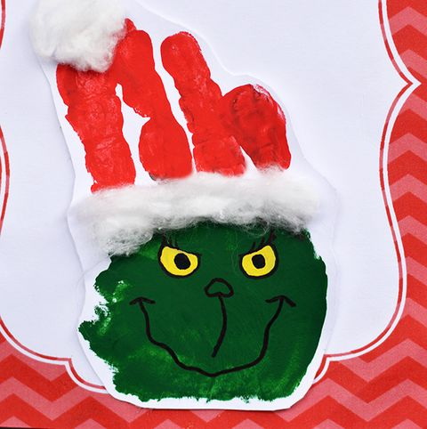 15 Cute Christmas Handprint Crafts Hand And Footprint Art For Christmas