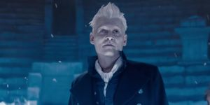 grindelwald harry potter animales fantasticos