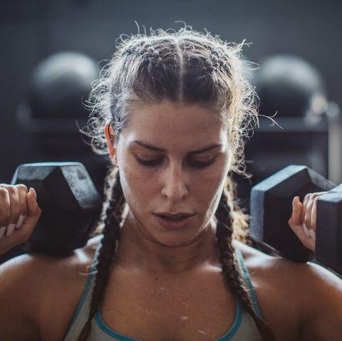 A 16-week strength training plan for marathon runners