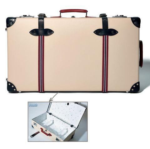 トロリー スーツケース おすすめ 最新 レザー 鞄 旅行 グローブ・トロッター