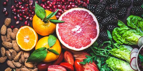 Natural foods, Food, Fruit, Citrus, Grapefruit, Superfood, Mandarin orange, Clementine, Food group, Orange,