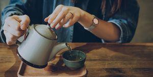 groene thee, gezond, ongezond, voordelen