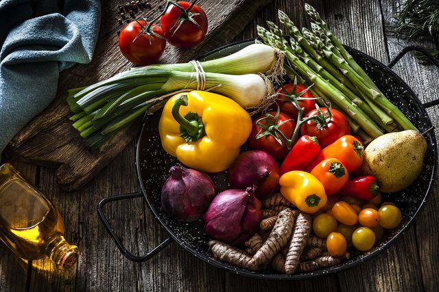 hoe bewaar je groenten het beste