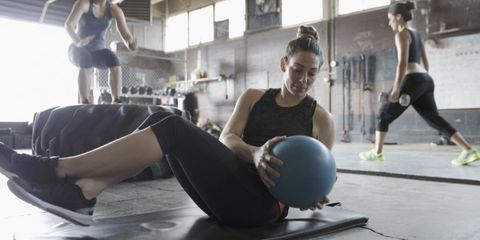 fitness, crossfit, lessen, tips, variatie, blessurepreventie