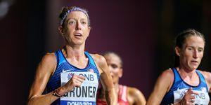 Roberta Groner World Championships