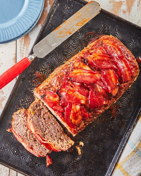 ground beef classic weeknight meatloaf