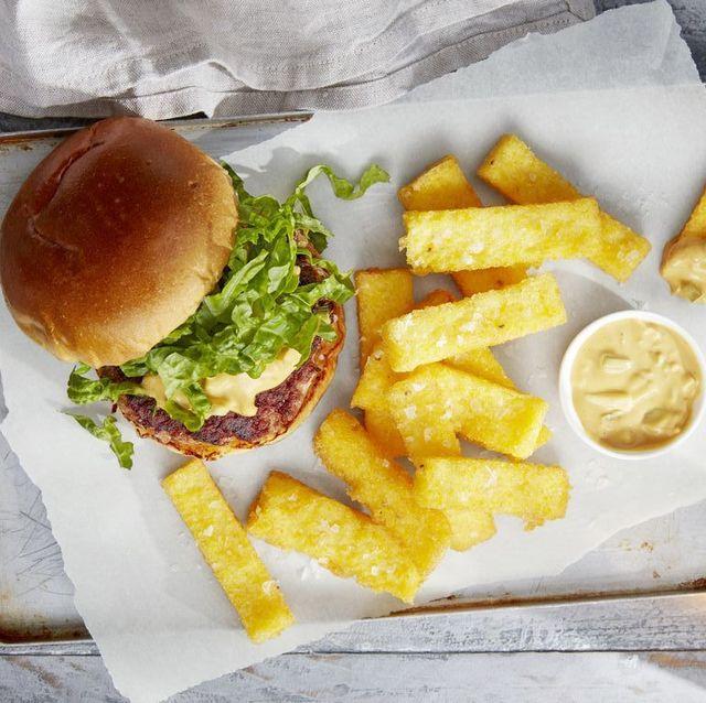 ground pork recipes burger