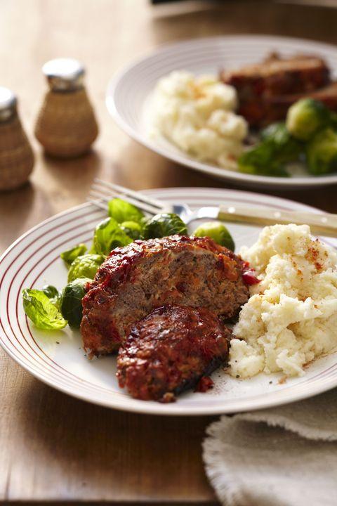 best glazed meatloaf