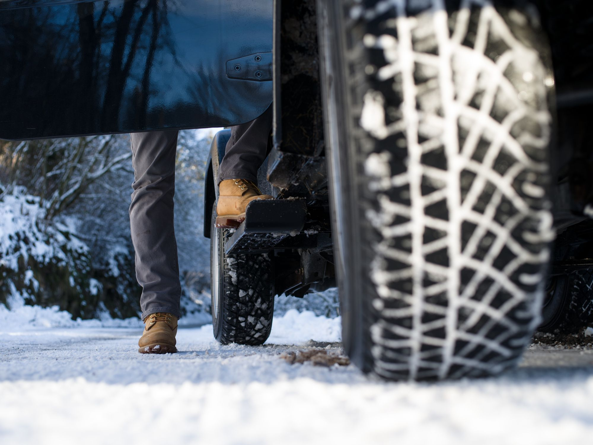 All Season Tires vs  Snow Tires | Can You Use All Season
