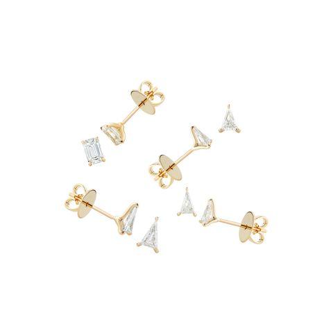 Jewellery, Fashion accessory, Body jewelry, Metal, Earrings,
