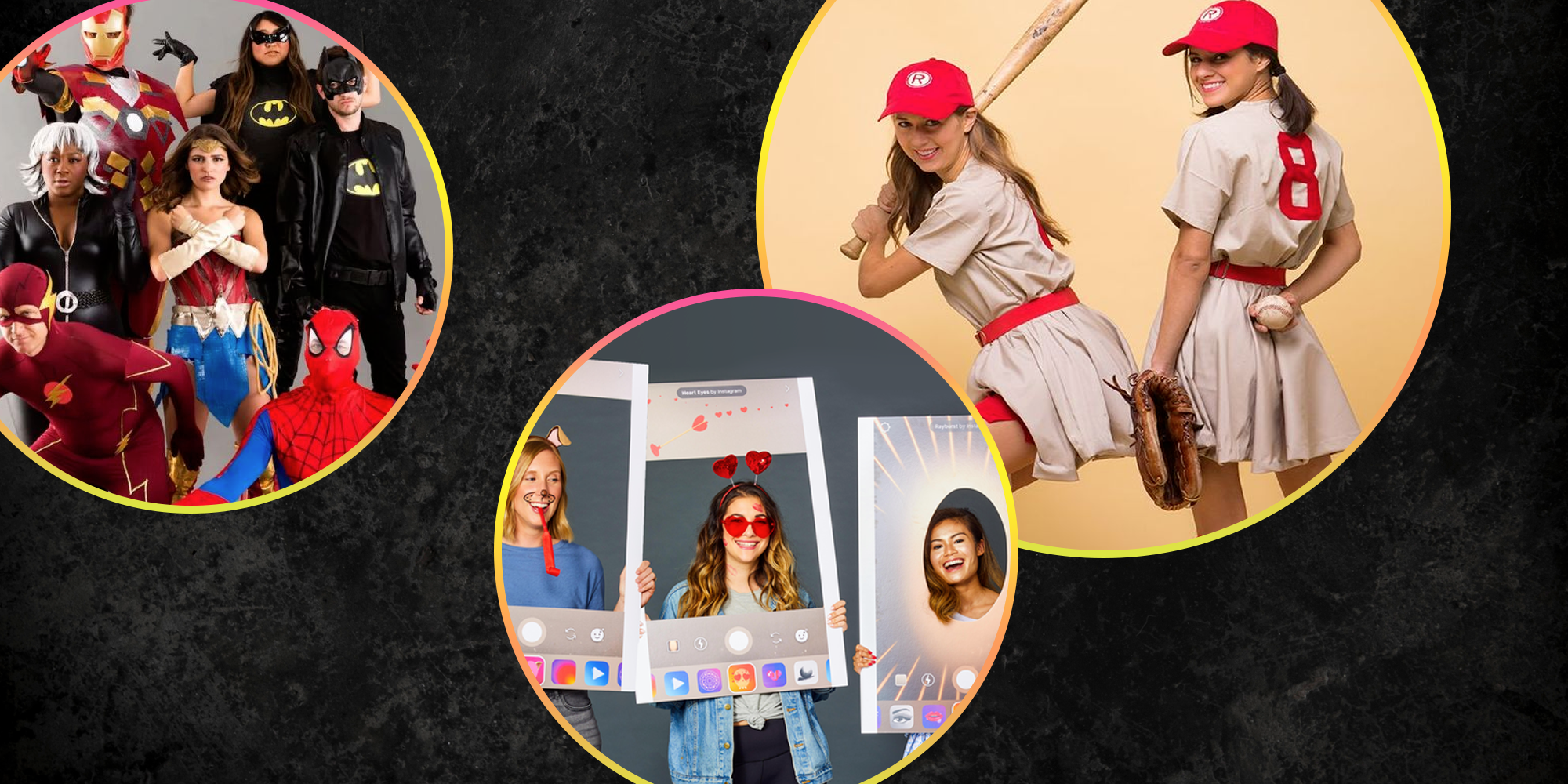 20+ Funny Group Halloween Costumes 2019 - Best Group Costume