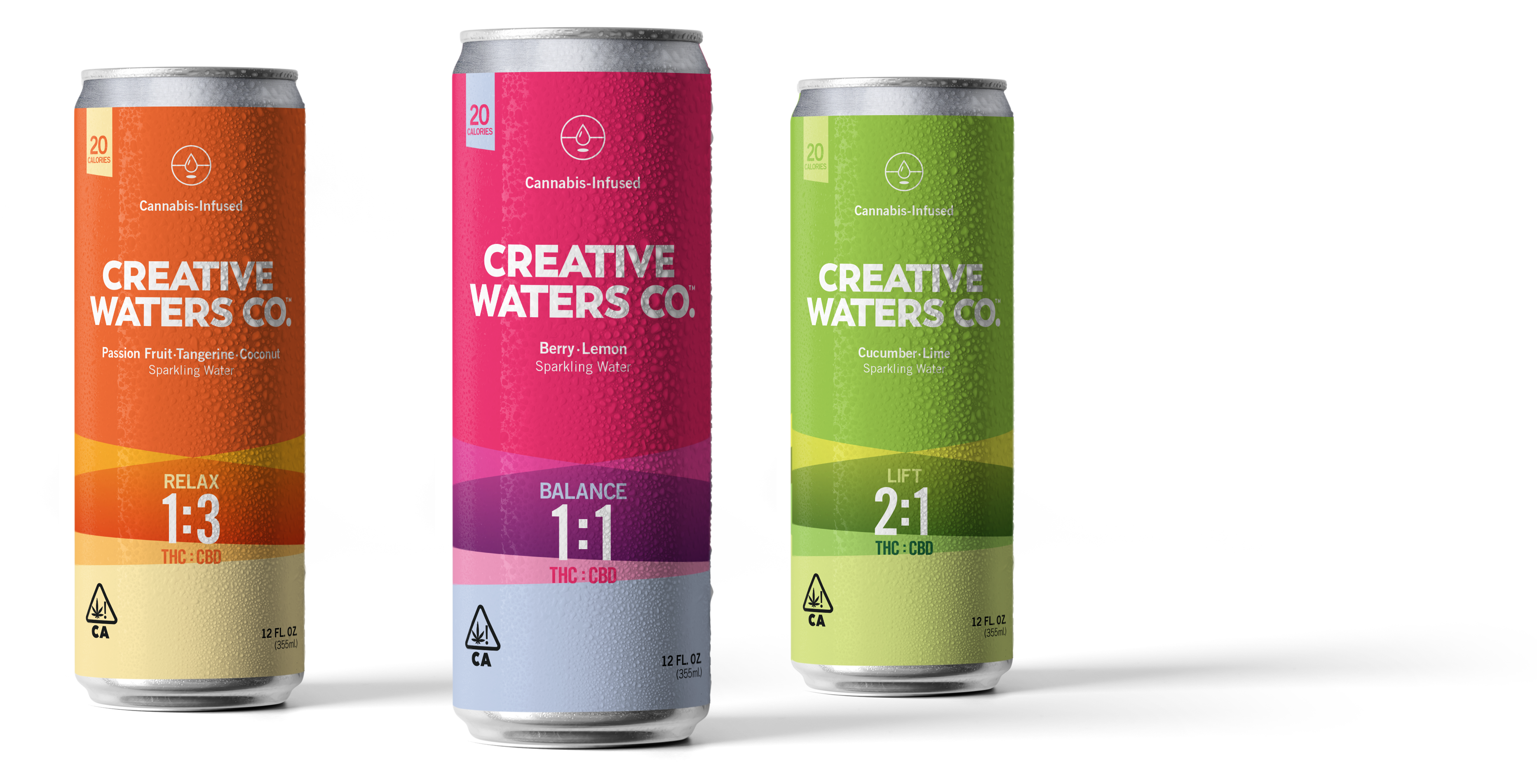 This CBD- And THC-Infused Sparkling Water Is The Stoner Of Seltzer Brands