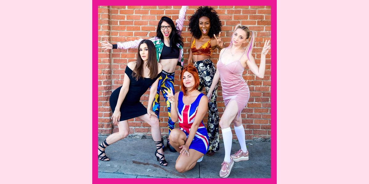 4 People Group Halloween Costumes.50 Best Group Halloween Costumes 2020 Funny Girl Squad Costume Ideas