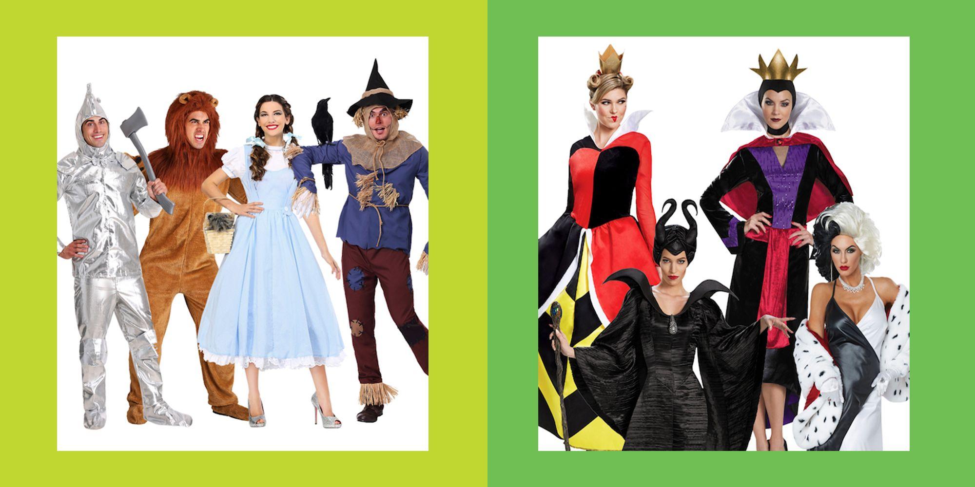 e61539b58 Cute Group Halloween Costume Ideas - Easy Friend Halloween Costumes