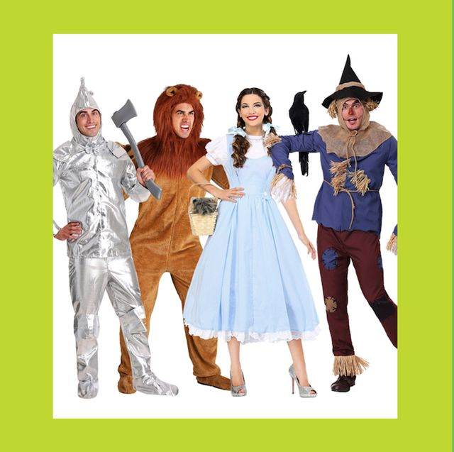 aa1ccdf52fc Cute Group Halloween Costume Ideas - Easy Friend Halloween Costumes