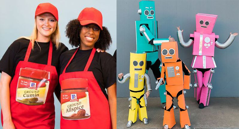 Halloween 2019 Costume Ideas Group.Female Trio Costumes