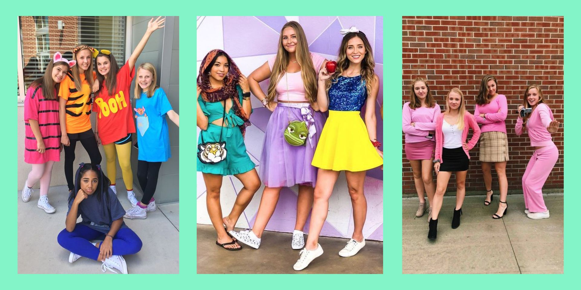 16 Best Group Halloween Costumes 2019 , Funny Girl Squad