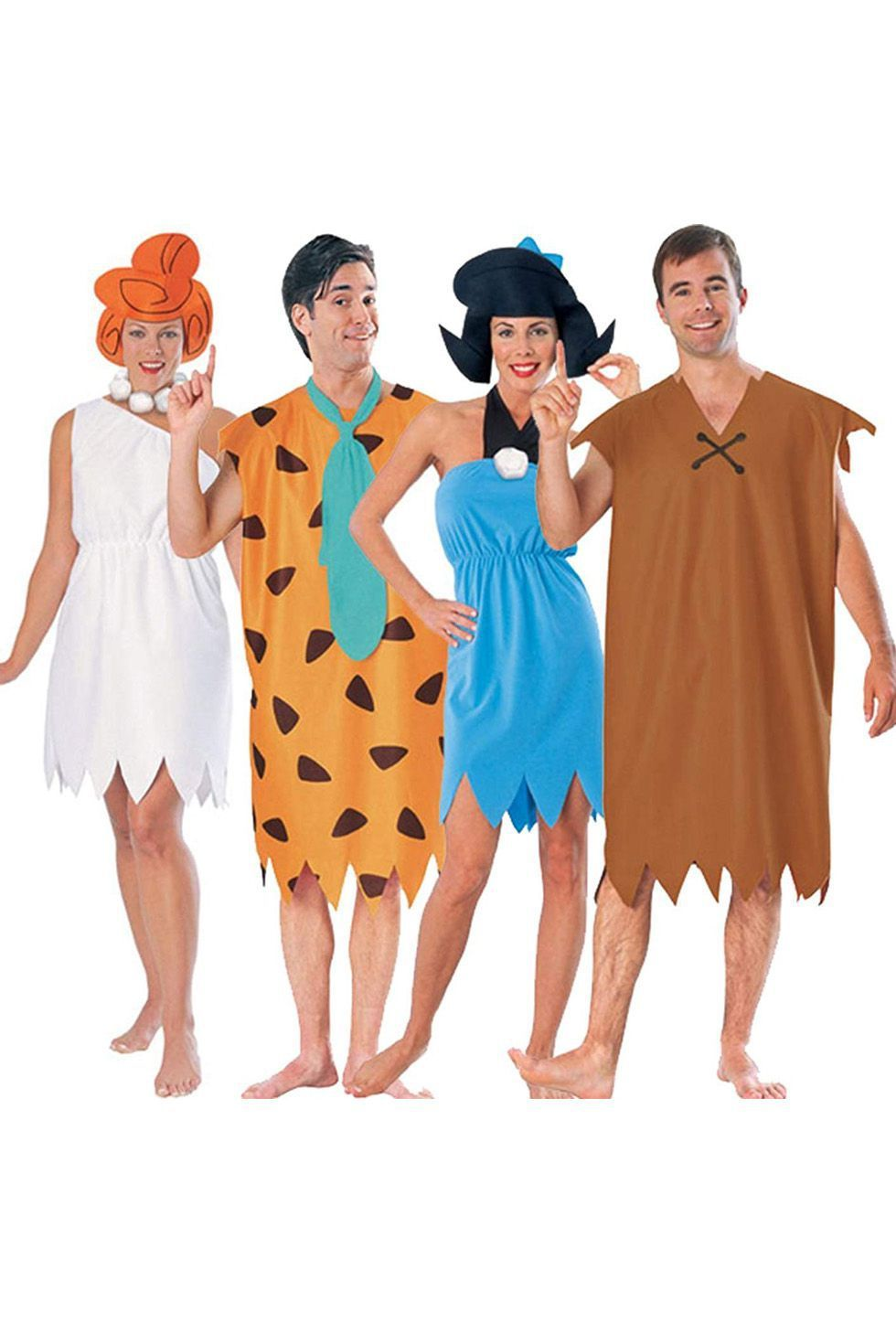 0c4be8f5c 25 Cute Group Halloween Costume Ideas - Easy DIY Friend Halloween Costumes
