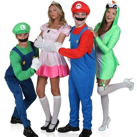 9ddbc060f4070 Cute Group Halloween Costume Ideas - Easy Friend Halloween Costumes