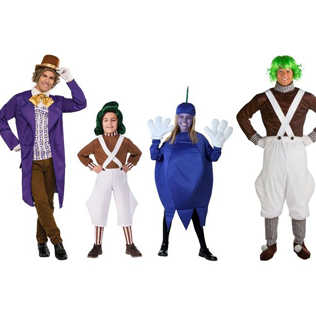37 Group Halloween Costumes Diy Group Costumes